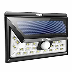 Litom Solar Lights Outdoor