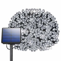 200 LED Solar String Lights
