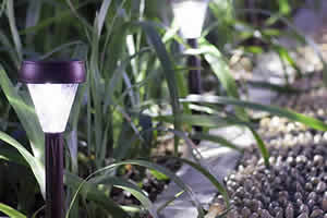 best outdoor solar lights 2019