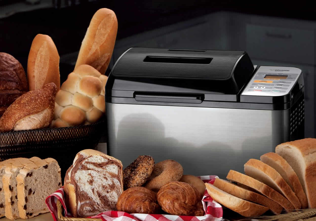 10 Best Bread Makers (Mouth-Watering Loaf of Bread) [2019 ...
