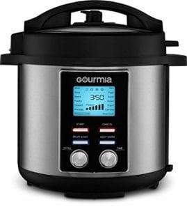 Gourmia 6 Qt SmartPot Multi Cooker