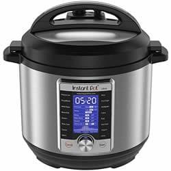 Instant Pot Ultra 6 Qt 10-in-1 Cooker