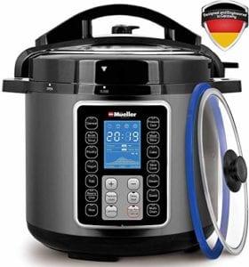Mueller UltraPot 6Q Pressure Cooker