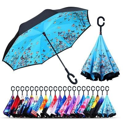 Top 10 Best Inverted Umbrellas