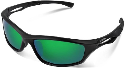 Duduma Polarized Sports Sunglasses for Running Cycling Fishing Golf Tr90 Unbreakable