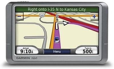 Garmin nüvi 260W Mexico 4.3-Inch Widescreen Portable GPS Navigator