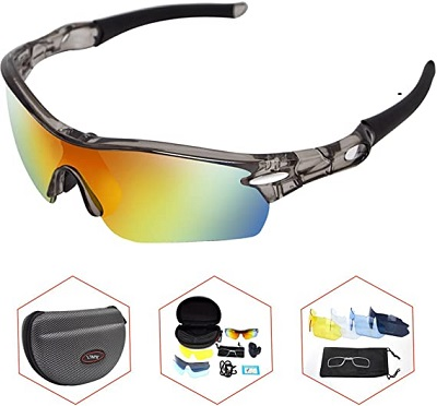 Polarized Sunglasses Sport Cycling Men Women