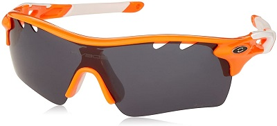 RIVBOS 801 Unisex Polarized Sports Sunglasses with 5 Interchangeable Lenses