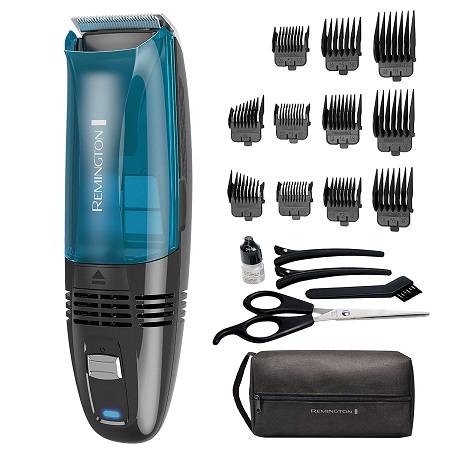 Remington HC6550 Cordless Vacuum Haircut Kit