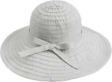 Toddler 50plus UPF Sun Protection Hat, Size Adjustable Breathable with Chin Strap