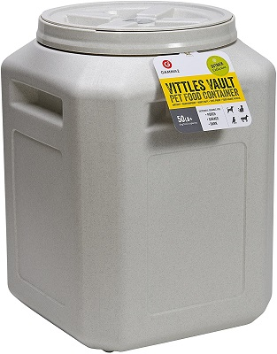 Vittles Vault Stackable Pet Food Container